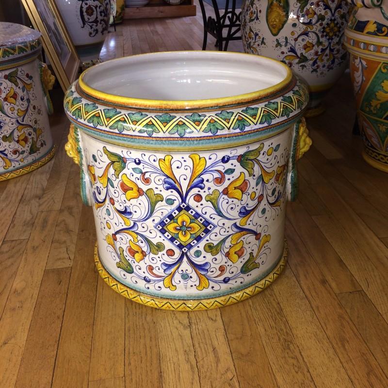 Firenze Planter Pot Arte D Italia Imports Inc