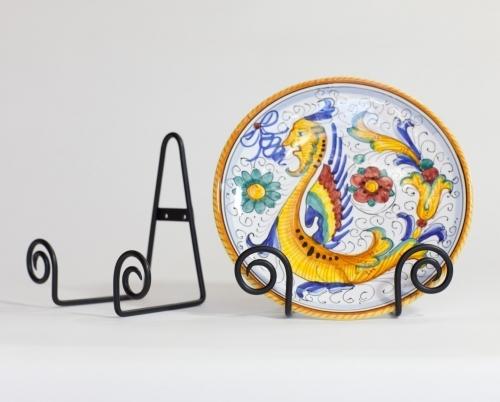 Small Plate Stand  sc 1 st  Arte Du0027Italia & Small Plate Stand - Arte Du0027Italia Imports Inc.