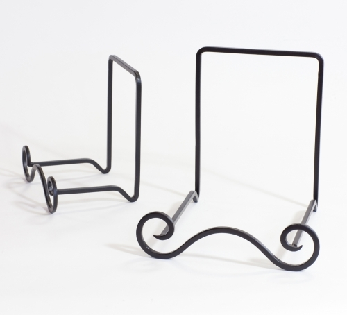 Wrought Iron Plate Stand  sc 1 st  Arte Du0027Italia & Wrought Iron Plate Stand - Arte Du0027Italia Imports Inc.