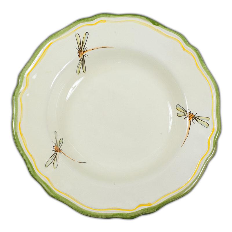 Toscana Fiori Soup or Pasta Plate \u2013 Simple Dragonfly  sc 1 st  Arte D\u0027Italia & Toscana Fiori Soup or Pasta Plate - Simple Dragonfly - Arte D\u0027Italia ...